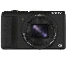 Sony Cybershot DSC-HX60V, černá - DSCHX60VB.CE3
