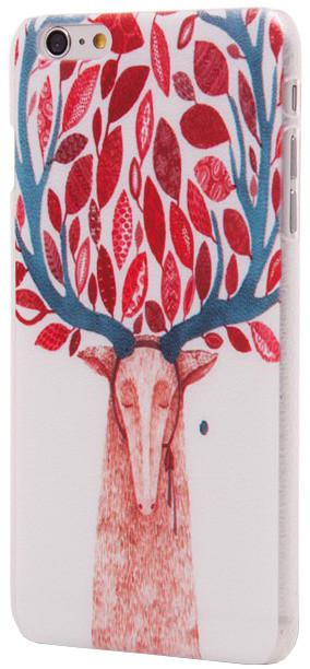 EPICO plastový kryt pro iPhone 6/6S Plus AUTUMN DEER