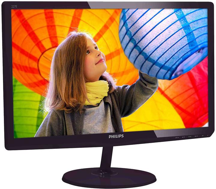 "Philips 227E6QDSD - LED monitor 22"""
