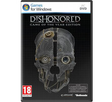 Dishonored Game of the Year Edition (PC) - PC - 5908305207238
