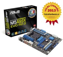 ASUS M5A99X EVO R2.0 - AMD 990X - 90-MIBJI0-G0EAY0VZ