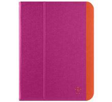 Belkin iPad Air 1/2 pouzdro Slim Style, růžová - F7N253B1C02