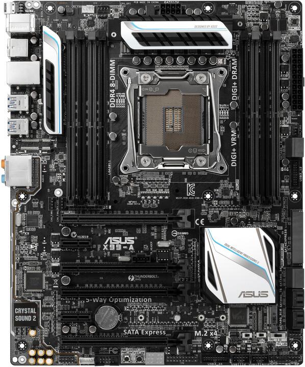 ASUS X99-A - Intel X99