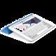 APPLE Smart Cover pro iPad mini, modrá