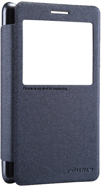 Nillkin Sparkle S-View pouzdro pro Lenovo A536, černá