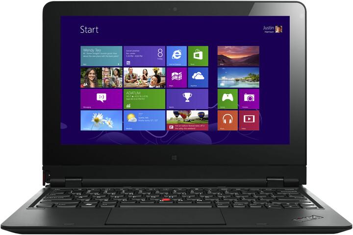 Lenovo ThinkPad Helix 2, černá