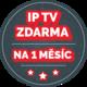 IP TV Standard na 1 měsíc v hodnotě 199,- zdarma k TP-linku
