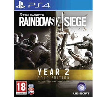 Rainbow Six: Siege - Year 2 GOLD (PS4) - 3307216001935