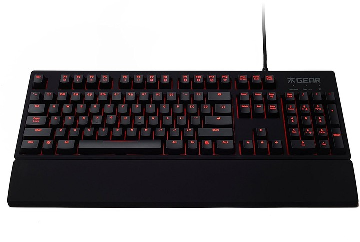 Fnatic Gear Rush G1, Cherry MX Brown, US