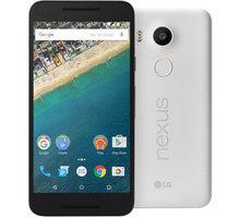 LG Nexus 5X - 32GB, bílá/white - LGH791.A3CZWH