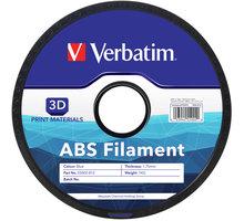 Verbatim tisková struna ABS, modrá, 1,75mm, 1kg - 55002
