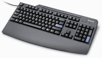 Lenovo Keyboard Preferred Pro, Black