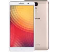 DOOGEE Y6 Max - 32GB, zlatá - PH2797