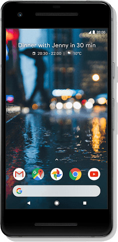 Google Pixel 2 - 64gb, černý
