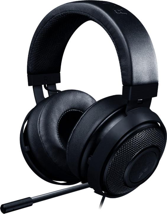 Razer Kraken Pro V2, černá