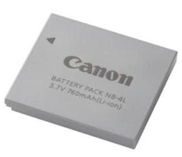 Canon NB-4L akumulátor pro Ixus 30/40