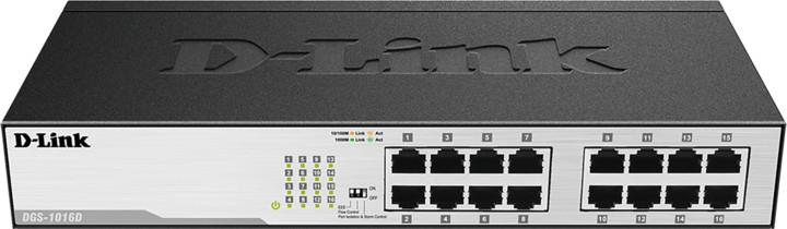 D-Link DGS-1016D ver. G3