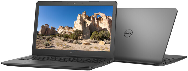 Dell Latitude 15 (3550), černá