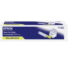 Epson S050316, žlutá - C13S050316