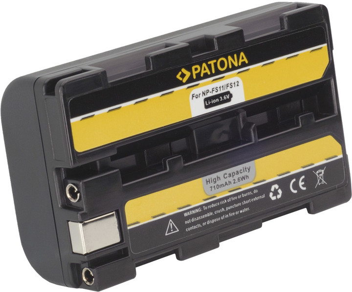 Patona baterie pro Sony NP-FS11 1360mAh