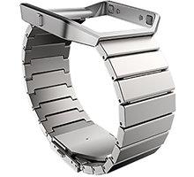 Fitbit Blaze řemínek, metal link, standard, stříbrná - FB159MLSR