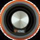 YENKEE EGGO BT YSP 3001, přenosný, černá