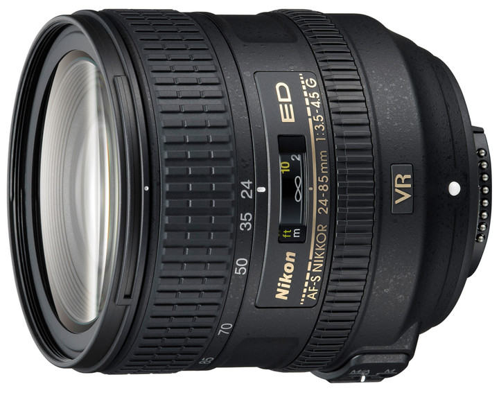 Nikkor 24-85mm f/3.5-4.5G IF-ED