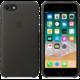 Apple kožený kryt na iPhone 8/7, uhlově šedá