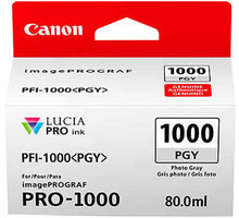 Canon PFI-1000PGY, photo grey - 0553C001