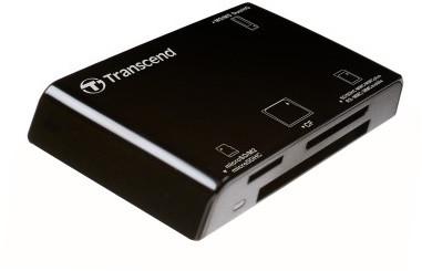 Transcend TS-RDP8K, černá