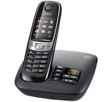 Gigaset C620 Black - S30852-H2403-R601
