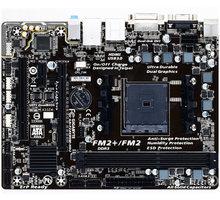 GIGABYTE F2A68HM-HD2 - AMD A68H
