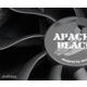 Akasa Apache AK-FN058, 12 cm, PWM, Black edition