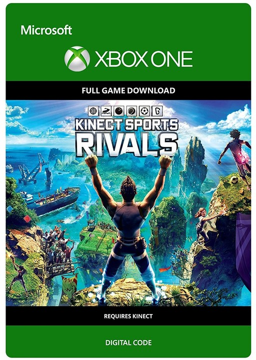 Kinect Sports Rivals (Xbox ONE) - elektronicky