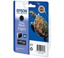 Epson C13T15714010, photo černá