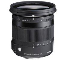 SIGMA 17-70mm F2.8-4 DC MACRO OS HSM pro Canon - SI 884954