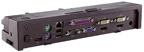 Dell Advanced E-Port II Replicator with USB 3.0 and 130W AC Adapter EURO2