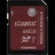 Paměťová karta SDXC 64GB Kingston UHS-I (Class 3) v ceně 699 Kč