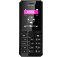 Nokia 108, černá - A00015060