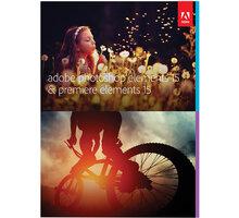 Adobe Photoshop & Premiere Elements 15 EN Upgrade - elektronická - 65273486AD01A00