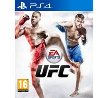 EA Sports UFC - Ultimate Fighting Championship - PS4 - EAP407620