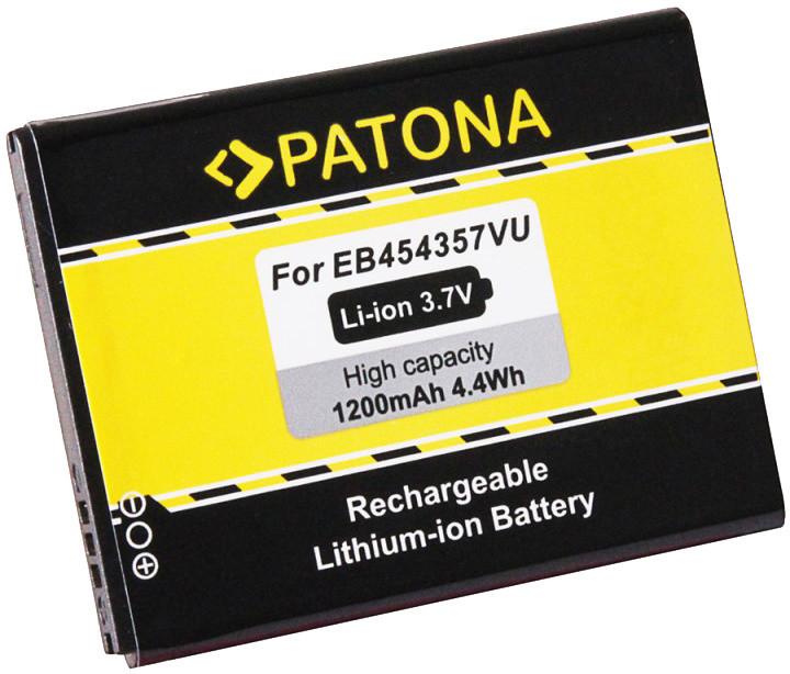 Patona baterie pro Samsung EB454357VU 1200mAh 3,7V Li-Ion