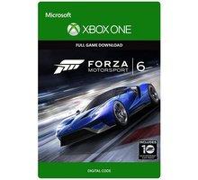 Forza Motorsport 6 (Xbox ONE) - elektronicky - G7Q-00006