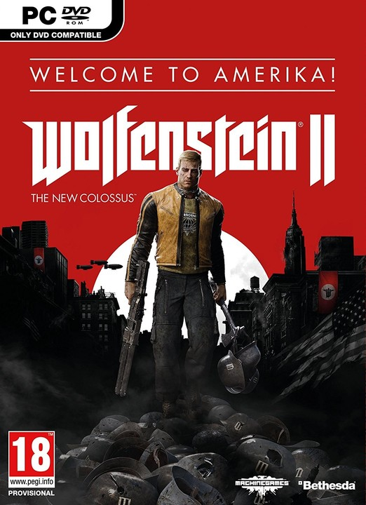 Wolfenstein II: The New Colossus - Welcome to Amerika (PC)