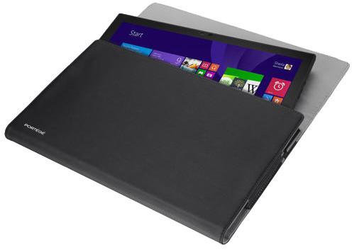 """Toshiba pro 12.5"""" Portégé Z20t Sleeve, černá"""