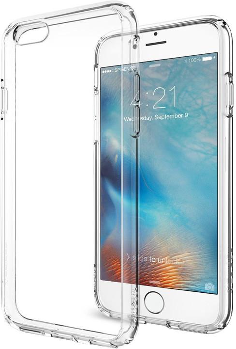Spigen Ultra Hybrid ochranný kryt pro iPhone 6/6s, crystal clear