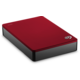 Seagate Backup Plus Portable 5TB, červená