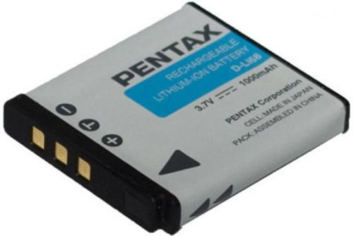 Pentax nabíjecí baterie L-ion K-LI68