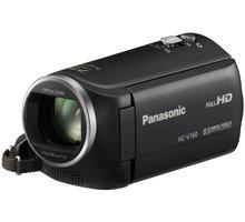 Panasonic HC-V160EP-K, černá