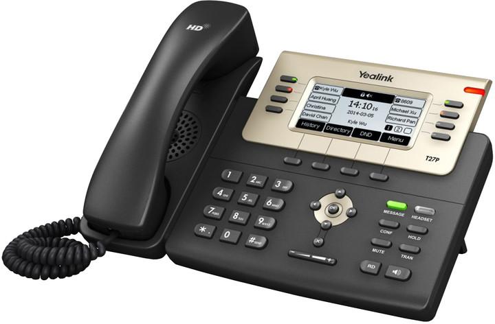 YEALINK SIP-T27P telefon